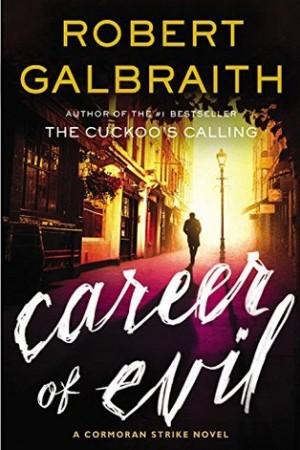 The Cormoran Strike series by Robert Galbraith (aka J.K. Rowling) is getting better & better!